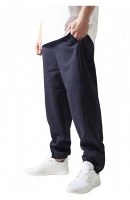 Pantaloni trening rapper bleumarin 3XL foto