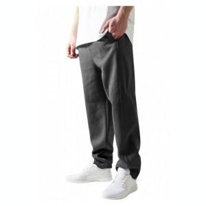 Pantaloni trening rapper gri carbune 3XL