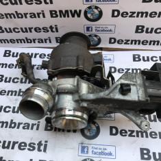 Turbina originala BMW E87, E90, E60, X3 120d, 320d, 520d 177CP, 184cp - Conducte Admisie Aer, 3 (E90) - [2005 - 2013]