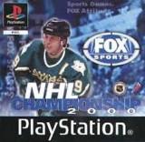 NHL Championship 2000 - PS1 [Second hand], Multiplayer, Sporturi, 3+