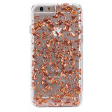 Husa Fashion dual layer Case-Mate Karat pentru Apple iPhone 6/6s, Rose Gold, Plastic, Carcasa, Case-Mate