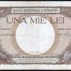 Romania 1000 Lei s24053295 1938 - bancnota europa