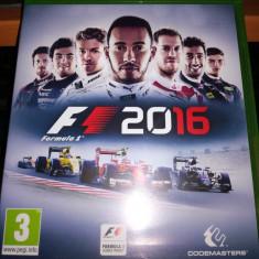 Formula 1, F1 2016, XBOX one, original, alte sute de jocuri!, Curse auto-moto, Multiplayer, 3+