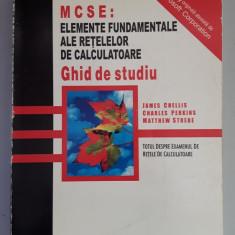 MCSE: Elemente fundamentale ale retelelor de calculatoare