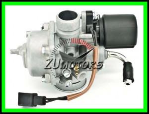 Carburator scuter KEEWAY 50 2T HACKER HURRICANE MATRIX  50 - 80 cc