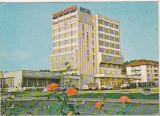 Bnk cp Zalau - Restaurantul si hotelul Porolissum - circulata - marca fixa, Printata