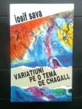 Iosif Sava - Muzicieni evrei...;  Vol. II. Variatiuni pe o tema de Chagall