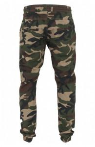 Pantaloni jogger barbati wood-camuflaj L