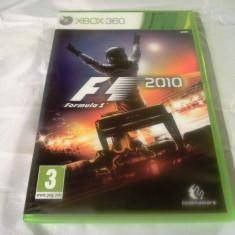 Formula 1, F1 2010, xbox360, original, alte sute de jocuri!, Curse auto-moto, 3+, Single player