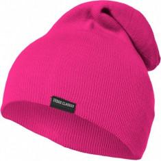Caciula rap beanie neon roz