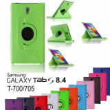 Husa Smart Samsung Galaxy Tab S 8.4'' 8.4 T700 T705 + stylus