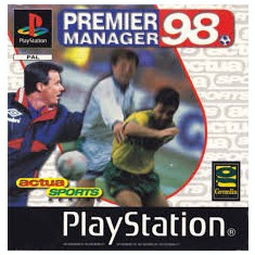 Premier Manager 98 - PS1 [Second hand], Multiplayer, Sporturi, 3+
