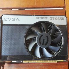 Evga gtx 650 1gb ddr5 128 bits - Placa video PC Evga, PCI Express, nVidia