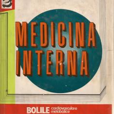 L. Gherasim ( sub redactia ) - Medicina interna - vol. I si II - 1996