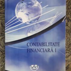 CONTABILITATE FINANCIARA VOL 1 - BARBACIORU ,DOMNISORU , BALUNA