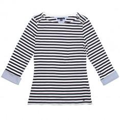 Bluza TOMMY HILFIGER Sailor - Bluze Dama, Femei - 100% AUTENTIC - Bluza dama Tommy Hilfiger, Marime: S, Culoare: Din imagine, Maneca 3/4, Bumbac