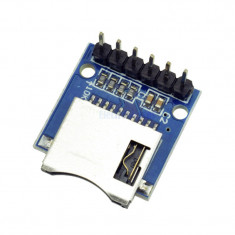 Modul shield micro SD card Arduino (v.35)