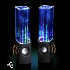 Boxe cu apa si lumini - Boxe Logitech Z906