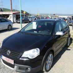 VW Cross Polo, an 2006, motorizare 1, 4l diesel, Motorina/Diesel, 217000 km, 1400 cmc