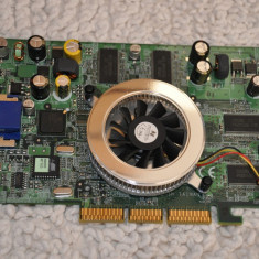 Placa video AGP diverse modele-Geforce Ti4200, Ati-9600TX - Placa video PC ATI Technologies
