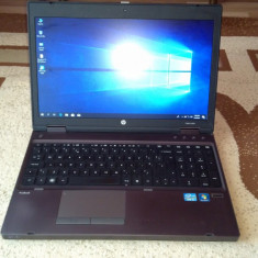 Laptop HP ProBook 6560B / i3 Generatia 2 / 4 Gb Ram/ HDD 500 Gb /15,6 Inch (61B), Intel Core i3