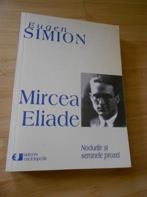 EUGEN SIMION--MIRCEA ELIADE foto