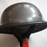 Casca moto nazi - carbon, Marime: L