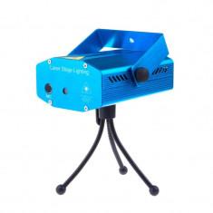 Mini proiector cu laser 2 culori diverse forme in limita stocului