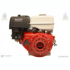 Motor pe benzina 9 CP Micul Fermier - Motor electric