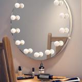 OGLINDA CU LED LE8-011 (70 cm x 70 cm standard sau alte dimensiuni)
