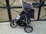 Tex Baby / Brown & Light Blue / carucior copii 0 - 3 ani