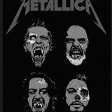 Patch Metallica - Undead - Patch Panel