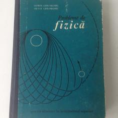 Probleme de fizica/admitere in invatamantul superior/D. Gheorghiu/1972