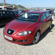 Seat Leon, diesel, an 2006, euro4, 170 cp., Motorina/Diesel, 236000 km, 2000 cmc
