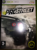 Need For Speed Prostreet, NFS, xbox360, original! Alte sute de jocuri!, Curse auto-moto, 3+, Single player