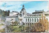 bnk cp Sinaia - Casa de cultura - uzata