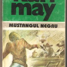 Karl May-Mustangul Negru