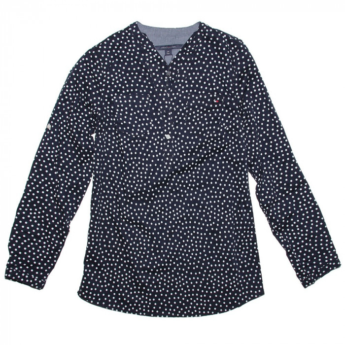 Bluza TOMMY HILFIGER Baby Doll - Bluze Dama, Femei - 100% AUTENTIC