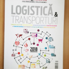 Logistica si Transporturi 2018 Anuar ZF Ziarul Financiar