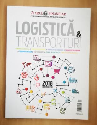 Logistica si Transporturi 2018 Anuar ZF Ziarul Financiar foto