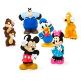 Figurine de baie Mickey Mouse si prietenii, Disney