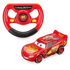Masinuta Lightning McQueen cu telecomanda, Disney