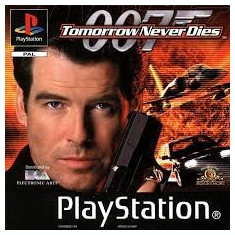 Tomorrow Never Dies 007  - PS1 [Second hand], Multiplayer, Actiune, Toate varstele