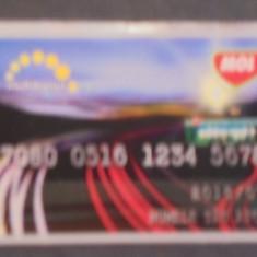 CARD FIDELITATE BENZINARII MOL- MULTIBONUS