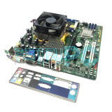 Pret Bomba! Kit AMD Athlon II X2 250 3GHz + Placa de baza Video HD3200 GARANTIE!, Pentru AMD, AM2, DDR2, Acer