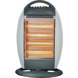 Radiator cu halogen Myria RADMY-HG160B 1600W Negru/Gri