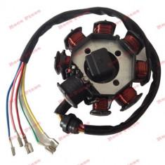Magnetou ATV CG 125 - CG200 (8 bobine 5 fire) - Componente moto