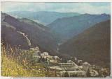 bnk cp Statiunea Voineasa - Vedere generala - circulata