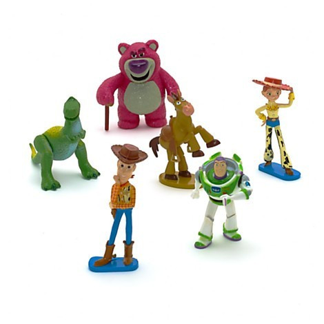 Figurine Toy Story foto mare