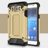 Husa Samsung Galaxy J5 (2016) J510 - Hybrid Armour Gold, Gel TPU